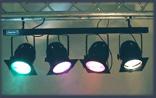 APROX 4 x 1 kw Profeszionalis Dimmer reflektor tartó konzol